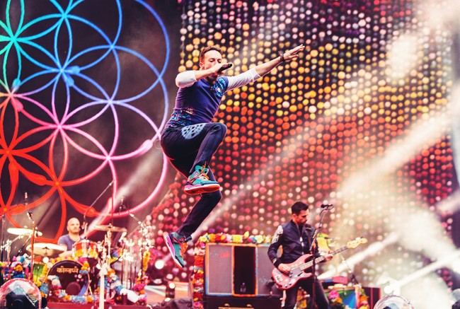Coldplay: A Head Full of Dreams Tour