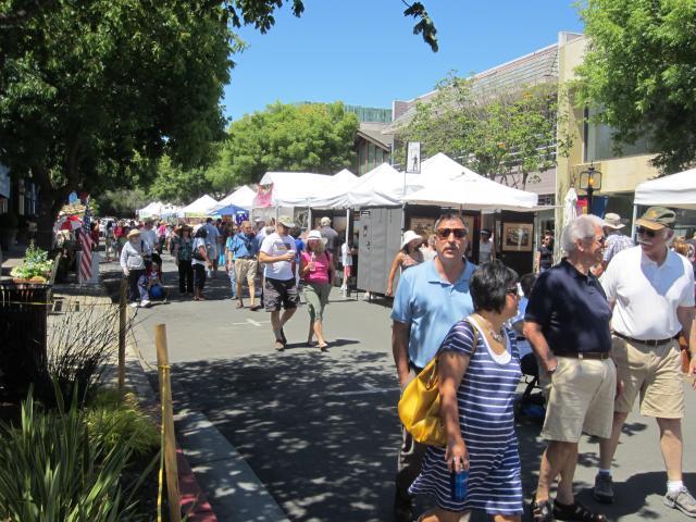 Los Altos Art & Wine Festival