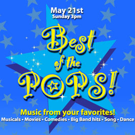 """California Pops Orchestra - """"Best of the Pops"""""""