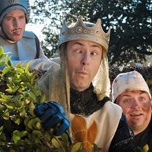 "Palo Alto Players Presents ""Monty Python"