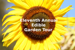 Eleventh Annual Edible Garden Tour