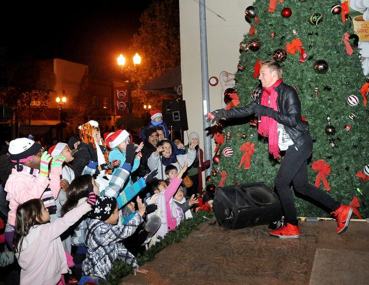 Gilroy Holiday Parade & Tree Lighting