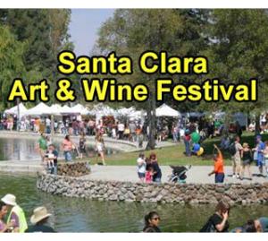 Art & Wine Festival in Santa Clara