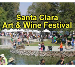 Santa Clara Art & Wine Festival