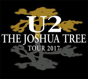 U2: Joshua Tree Tour 2017