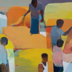 Abstracts From Life: An exhibition that explores the Bay Area Figurative movement, past and present