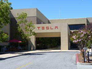 Tesla Motors Silicon Valley HQ PaloAlto