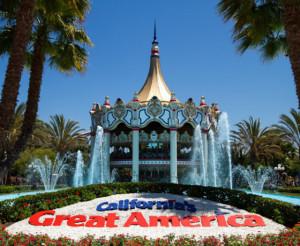 Santa Clara - Great America in Silicon Valley