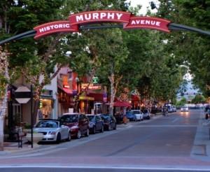 Sunnyvale, California - Historic Murphy Avenue