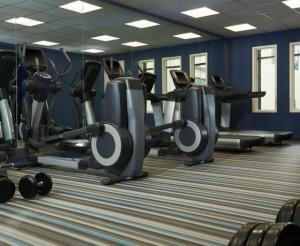 Aloft Cupertino Fitness Center