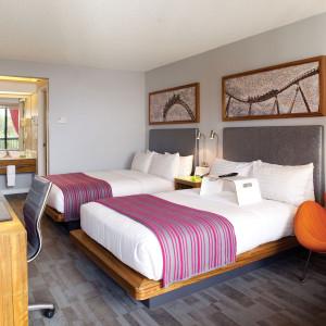 Avatar Hotel Santa Clara Guestroom