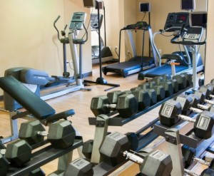 Beverly Heritage Hotel Milpitas Fitness Center
