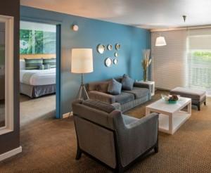 Domian Hotel Sunnyvale Suite