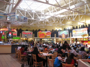 Great Mall Milpitas Food Court