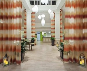 Hilton Garden Inn Gilroy Interior Lobby