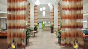 Hilton Garden Inn Gilroy Lobby