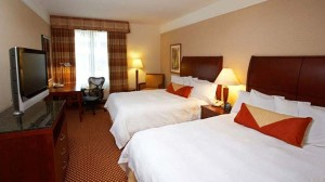 Hilton Garden Inn Guestroom