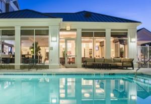 Hilton Garden Inn Mountain View Pool