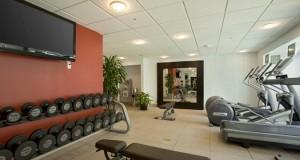 Hilton San Jose Fitness Center