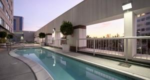 Hilton San Jose Pool