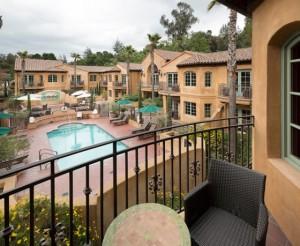 Hotel Los Gatos Pool