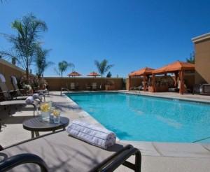 Hyatt House Santa Clara Pool