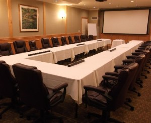 Inn at Saratoga Conference Room