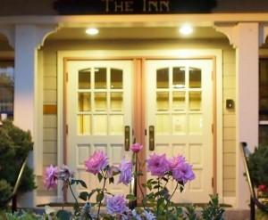 Inn at Saratoga Exterior Doors