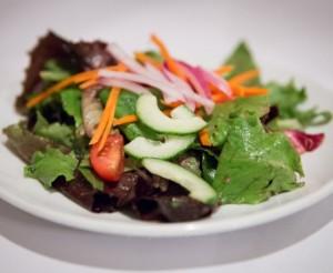 Milias Restaurant Gilroy Salad