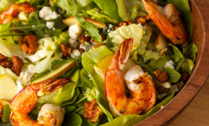 Paul Martin's American Grill Mountain View Shrimp Salad
