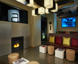 Aloft Cupertino Remix Lounge