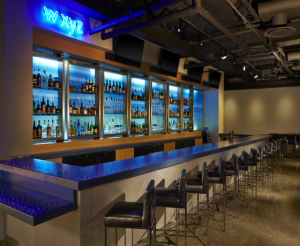 Aloft Cupertino XYZ Bar