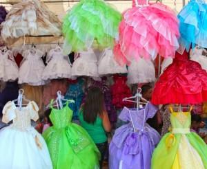San Jose Flea Market Dresses