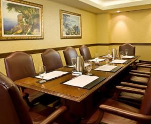 Santa Clara Marriott Boardroom