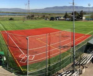 Twin Creeks Sports Complex Sunnyvale Baseball Field