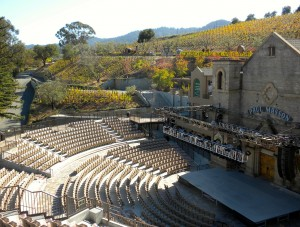 Mountain Winery in Silicon Valley