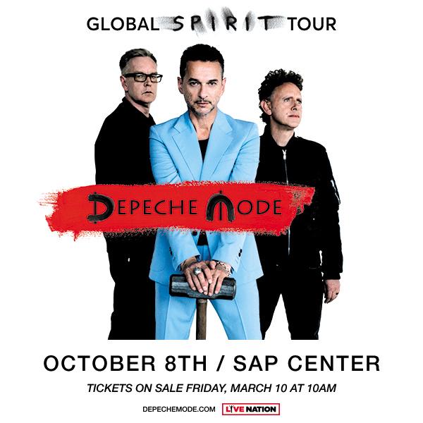 """Depeche Mode - """"Global Spirit Tour"""""""