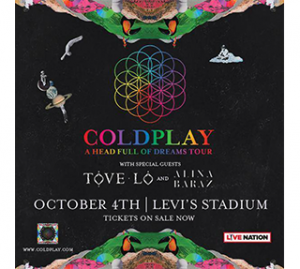 """Coldplay: """"A Head Full of Dreams Tour"""""""