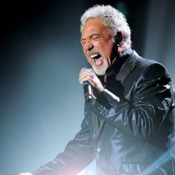 Tom Jones at Mountain Winery