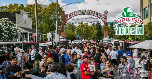 2nd Annual Little Italy San Jose Street Festival