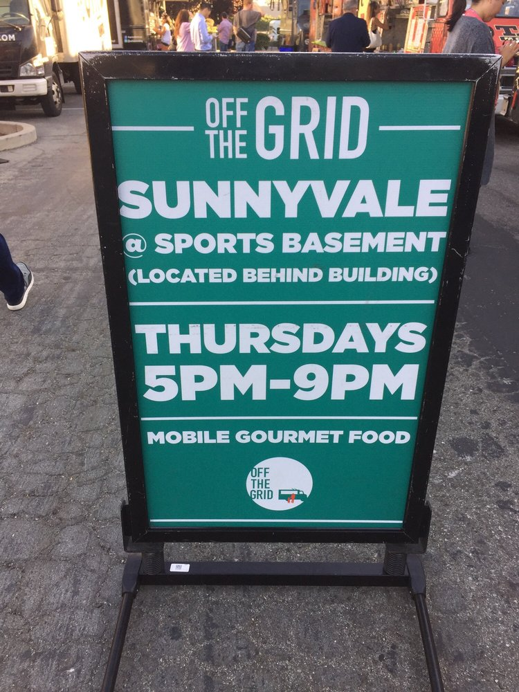 Off the Grid: Sunnyvale