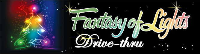 19th Annual Fantasy of Lights - Drive Thru