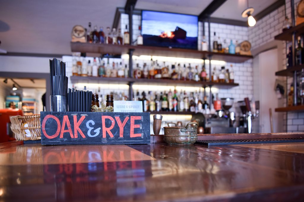 Wine & Spirits Classes at Oak & Rye