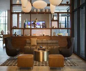 AC Hotel San Jose Downtown Lobby Seating Area