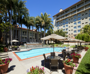 Sheraton San Jose Hotel Outdoor Swimming Pool