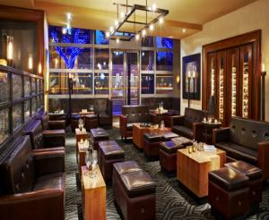 San Jose Marriott Arcadia Lounge