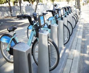 San Jose Marriott Bike Share