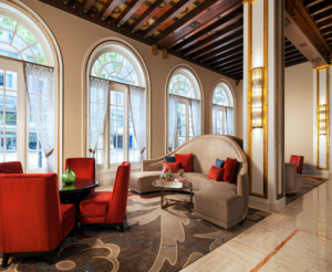 The Westin San Jose Lobby Lounge