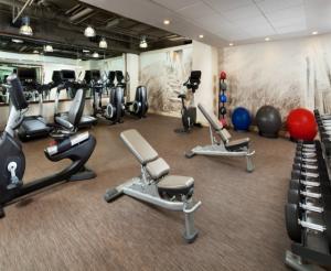 The Westin San Jose Workout Studio
