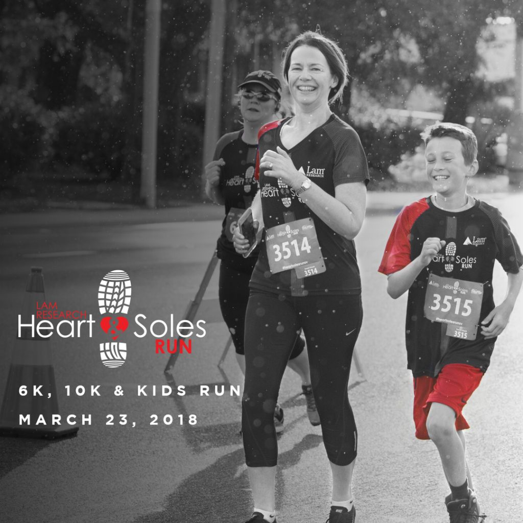 Heart and Soles run